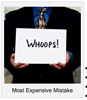 Expensive Mistake
